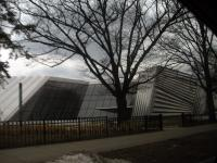 The new art museum in Lansing