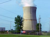 Davis Besse Nuclear Power Plant - at this point, taking a photo of it is just tradition