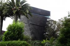 The de Young Museum of Fine Art in San Francisco