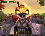 Playing a female pandaren