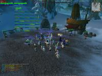 Cult of the Plush Gnome's 40-man naked gnome raid - starting out