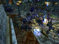 Druid party in Stormwind!