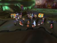 Guild first kill of Hydross the Unstable in Serpentshrine Cavern