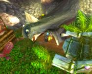 A giant freaking turtle in Zul'Gurub