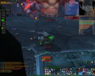 (1 of 7) We killed Kromog with a single healer left alive soloing the last ~1%
