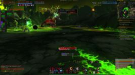 Neinna joined us for this Archimonde kill since we only had 9 people!
